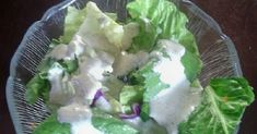Interstitial Cystitis (IC) Recipes and Tips: Dilly Ranch Dressing for low acid diets