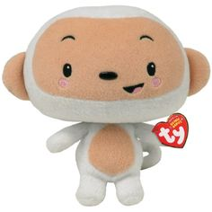 Ty Beanie Baby - Hoho - Ni Hao Kai Lan - Monkey ** Check out this great product. (This is an affiliate link) #Puppets