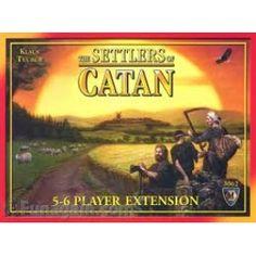 Settlers of Catan 5 & 6 Player Extension - nzgameshop.com NZ$30