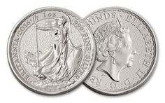 """Britannia Coins 