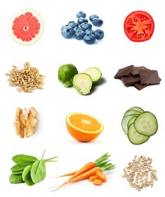 What to Eat for Healthy Skin - mom.me #beauty #health #food