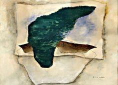 Josef Šíma. Ground, Water, Sky, 1936