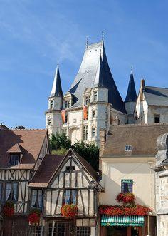 Le château de Gaillon ~ Normandy , France