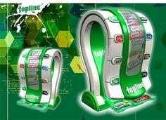 TOPLINE Dispenser on Behance