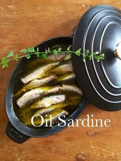 自家製オイルサーディン と、その後のお楽しみ 丼 --- ストウブ ホットプレート使用. そして、 ありがとう(*^^*) | plat du jour*