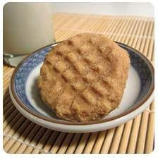 Magic Peanut Butter Cookies the whole family will love! I added coconut flour and made them PB cups with baking beauties mocha buttercream frosting. I used coconut crystals in place of sugar and it was AWESOME! Clean Diet Recipes, Fodmap Recipes, Dairy Free Recipes, Baking Recipes, Dessert Recipes, Scd Recipes, Desserts, Fodmap Diet, Postres