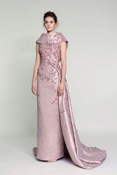 Rami Al Ali Haute Couture весна-лето 2017: myfashion_diary