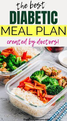 Diabetic Diet Meal Plan, Easy Diabetic Meals, Diabetic Food List, Healthy Recipes For Diabetics, Diet Food List, Diet Meal Plans, Diabetic Friendly, Meal Plan For Diabetics, Healthy Breakfast For Diabetics