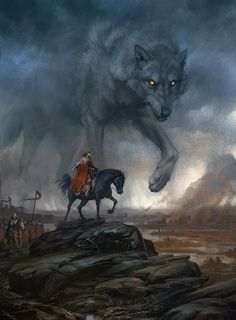 Young Wolf- King of the North