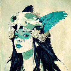 Cassandra by stuntkid.deviantart.com on @deviantART