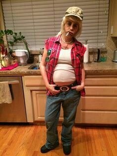 My parents going to a party as trailer trash parents trash party my ridiculous costume while pregnant redneck costume while pregnant preggo costume solutioingenieria Choice Image