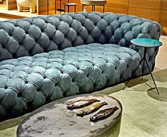 Clic Hamburg - Baxter sofa