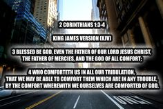 Sing Out My Soul to The Lord: The Order Of The Day + Prayer: Comfort Us
