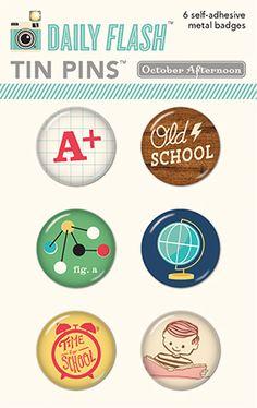 October Afternoon school circles