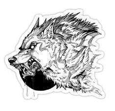 Fenrir Tattoo, Werewolf Tattoo, Werewolf Art, Tattoo Sketches, Tattoo Drawings, Body Art Tattoos, Wolf Tattoo Design, Tattoo Designs, Tattoo Wolf