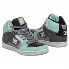 DC Shoes Women's Rebound Hi yes please
