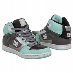 DC Shoes Women's Rebound Hi