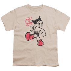 "Checkout our #LicensedGear products FREE SHIPPING + 10% OFF Coupon Code ""Official"" Astro Boy / Made In Japan-short Sleeve Youth 18 / 1-cream-sm - Astro Boy / Made In Japan-short Sleeve Youth 18 / 1-cream-sm - Price: $29.99. Buy now at https://officiallylicensedgear.com/astro-boy-made-in-japan-short-sleeve-youth-18-1-cream-sm"