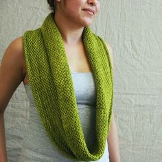 Easy knit and looks awesome