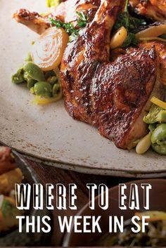 The SF Restaurants You Need to Know via @PureWow via @PureWow