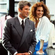 Richard Gere and Julia Roberts in Pretty Woman (1990)