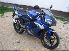 2005  Yamaha TZR 50/80