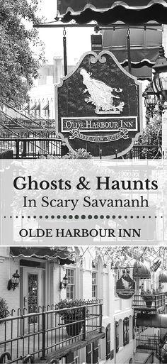 Haunted Hotels in Savannah, GA - Haunted Savannah Ghost Tours