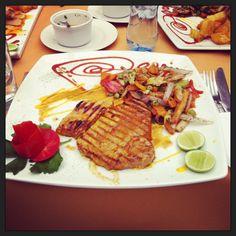 Tuna Grill!!!