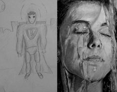 These Amazing Before-And-After Drawings Show The Real Value Of Practice