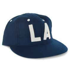 Our Los Angeles Angels 1954 Ballcap is back! https://www.ebbets.com/product/Los-Angeles-Angels-1954-Ballcap/Ballcaps