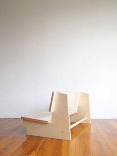 IKO IKO--- bench ---plywood---furniture