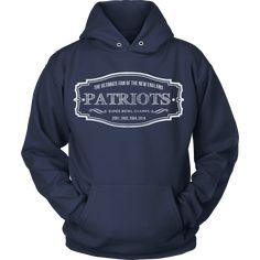 The Ultimate Fan Of The New England Patriots Hoodie