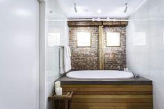 Warm and Elegant Apartment Design in Tribeca, Manhattan, New York
