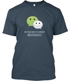 Limited-Edition WeChat Fans Tees!