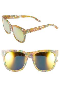 GENTLE MONSTER 56mm Retro Sunglasses AED 948.07