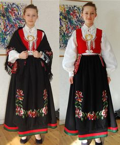 bunad from vest agder, Norway Folk Costume, Costumes, Folk Dance, Going Out Of Business, Ethnic Fashion, Traditional Dresses, Norway, My Girl, All Things