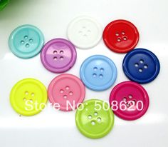 Barato Free Shipping 100Pcs Mixed Butterfly 2 Holes Acrylic Sewing Buttons Scrapbook 25mm, Compro Qualidade Botões diretamente de fornecedores da China:                       Material:         Acrylic                 Size:         Approx:25mm conversion : 1 inc