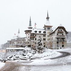 The Dolder Grand, Zurich, Switzerland Adventure Is Out There, Adventure Time, Beautiful Hotels, Beautiful Places, Oh The Places You'll Go, Places To Visit, Road Trip, Grand Hotel, Winter Travel