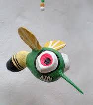 Resultado de imagen para como hacer un mosquito manualidades
