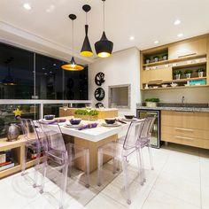 varanda / balcony / terrace / apartamento decorado / home decor / bohrer arquitetura / interior design