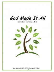 Free reading curriculum, Bible, Christian