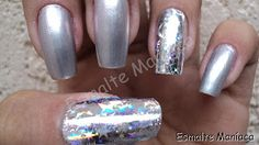 Um blog sobre esmaltes e cosméticos em geral. Foil Nails, Blog, Beauty, General Goods, Nailed It, Enamels, Blogging, Beauty Illustration