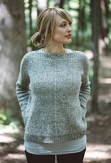 Ravelry: The Weekender pattern by Andrea Mowry Worsted Brooklyn Tweed, Sweater Knitting Patterns, Knit Patterns, Ravelry, Style Feminin, Vogue Knitting, Fall Knitting, Marled Sweater, Dress Gloves