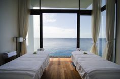 Jumeirah Dhevanafushi Resort, Maldives - Talise Spa Treatment Room