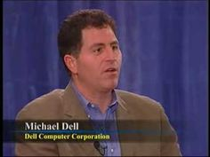 Personajes: A Conversation with Michael Dell