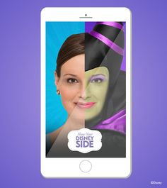 Transform into a Jedi, a pirate, a princess or some of your other favorite Disney Parks characters from Walt Disney World and Disneyland Resort wherever you are with the Show Your Disney Side mobile app. Choose a Disney Parks character, take a selfie and transform into your Disney Side. Continue to create and play with new characters and different costumes before sharing with your friends!