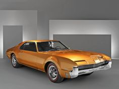 1966 Oldsmobile Toronado Coupe...