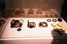 Charles Eames' cameras in #Eames exhibition | by Jess Chew