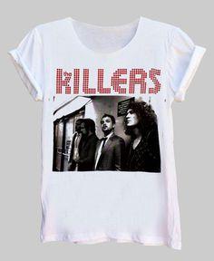 The Killers Fine Jersey Unisex T-Shirt