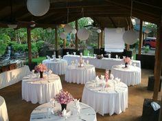 Pinterest Weddings Receptions Decorations   Pavillion reception   Wedding ideas